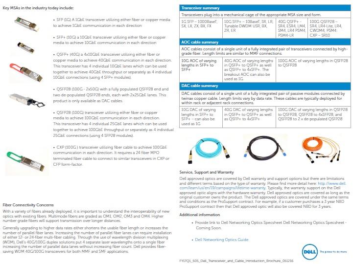 Optics brochure pg2